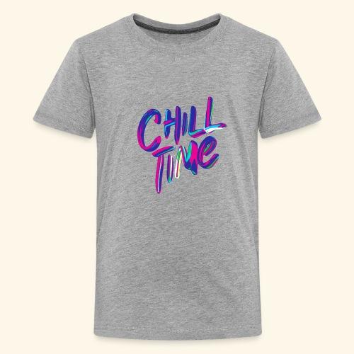 chill time - Kids' Premium T-Shirt