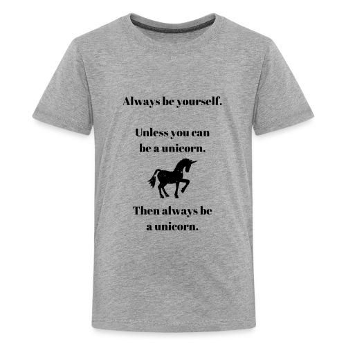 Unicorn - Kids' Premium T-Shirt