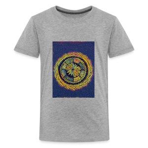 chakravyu - Kids' Premium T-Shirt