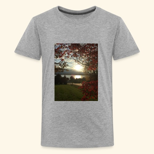Bemus Point - Kids' Premium T-Shirt