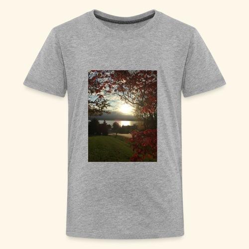 Bemus Point - Kids' Premium T-Shirt