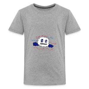 Let it go cloud - Kids' Premium T-Shirt