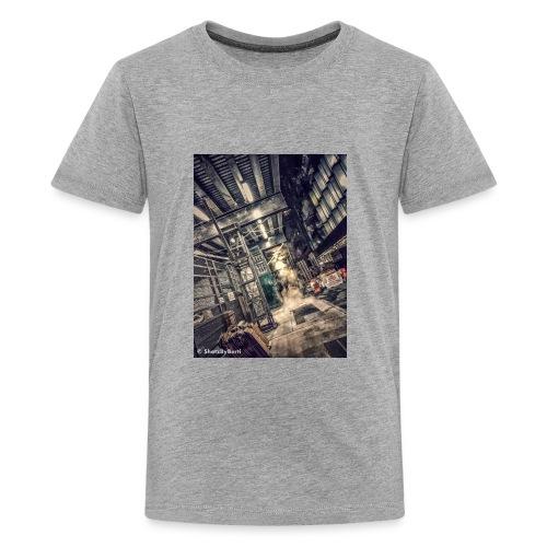 NYC Street 1 - Kids' Premium T-Shirt