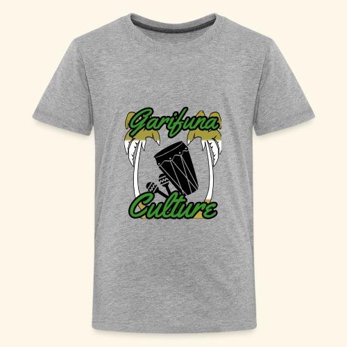 Garifuna Culture_D.o.C Store - Kids' Premium T-Shirt