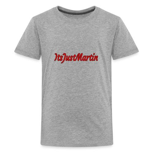 ItsJustMartin - Kids' Premium T-Shirt