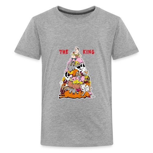 The King - Kids' Premium T-Shirt