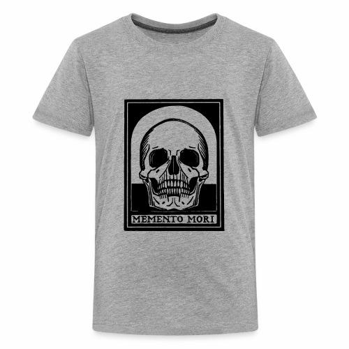 Memento Mori - Kids' Premium T-Shirt