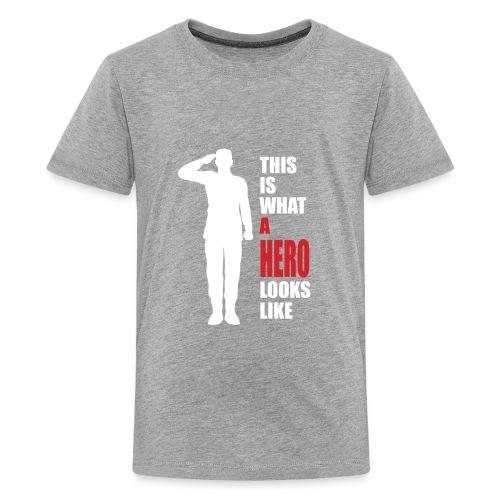 A HERO - Kids' Premium T-Shirt