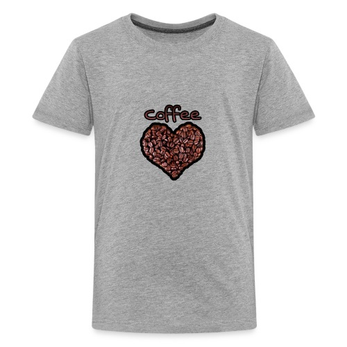 Coffee Lover - Kids' Premium T-Shirt