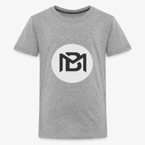 Black Magic Monogram - Kids' Premium T-Shirt
