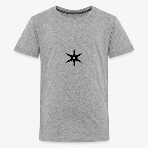 Shuriken/throwing star - Kids' Premium T-Shirt