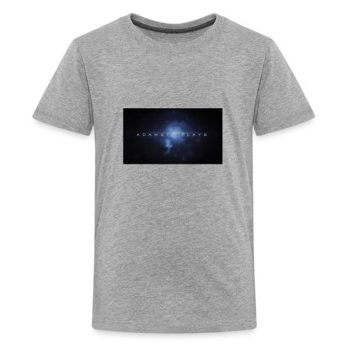 18848745 8CEE 41DC BF9E 1B6B4BA1129B - Kids' Premium T-Shirt