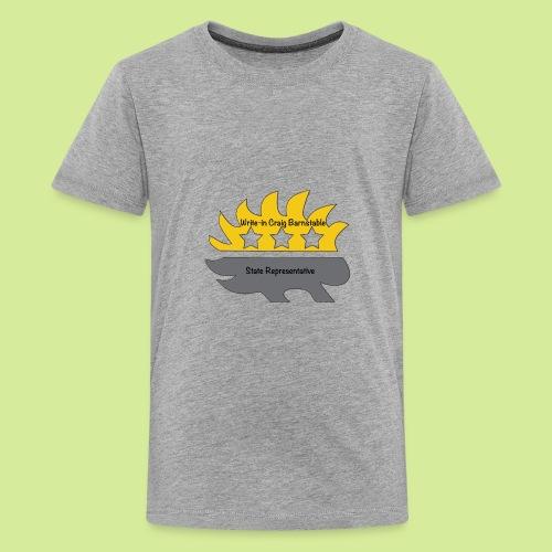 State Rep campaign - Kids' Premium T-Shirt