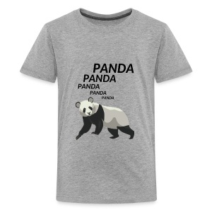 Panda Panda Panda - Kids' Premium T-Shirt