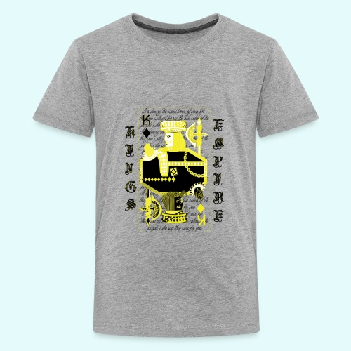 diamond kings empire - Kids' Premium T-Shirt