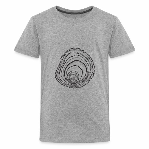 Tree Ring - Kids' Premium T-Shirt