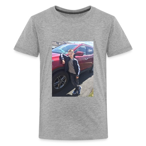 The cool side of me! - Kids' Premium T-Shirt