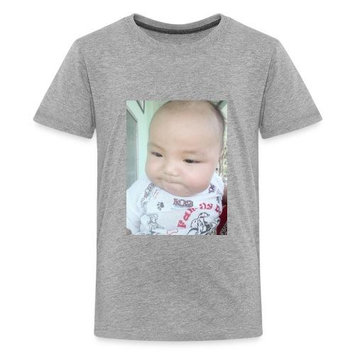 The angel - Kids' Premium T-Shirt
