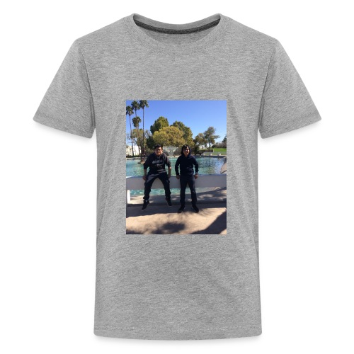 DDA457CA 8017 416C A815 78B1C1CBDFBF - Kids' Premium T-Shirt