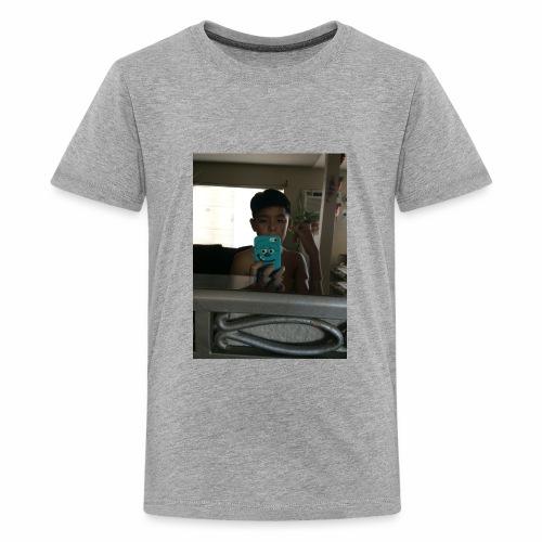 2AC708B8 231C 4766 98F9 41CDC1F96D93 - Kids' Premium T-Shirt