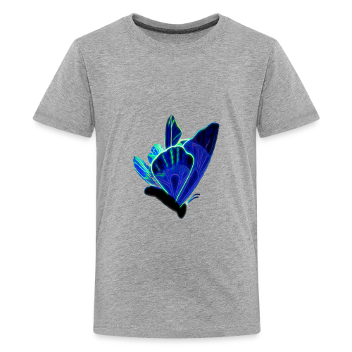 Blue Butterflys Are Not Free - Kids' Premium T-Shirt