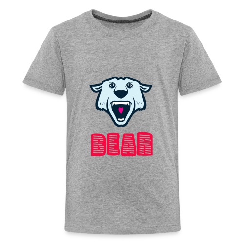 its a bear - Kids' Premium T-Shirt