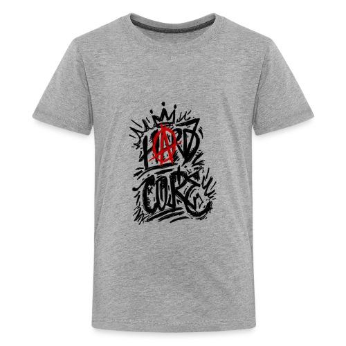 hard core1 - Kids' Premium T-Shirt