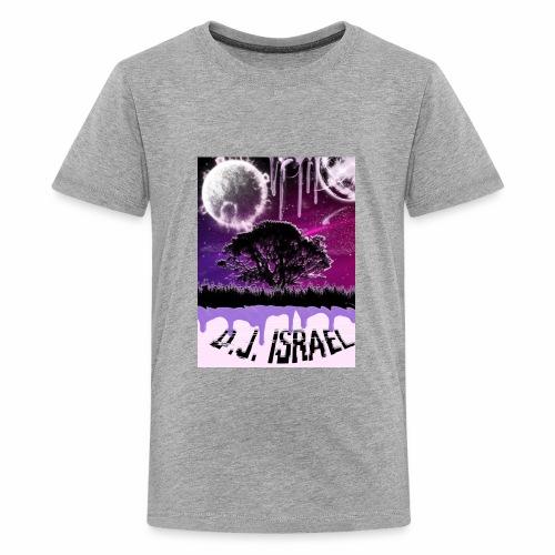 TOF Family Custom Dj Israel syrup - Kids' Premium T-Shirt