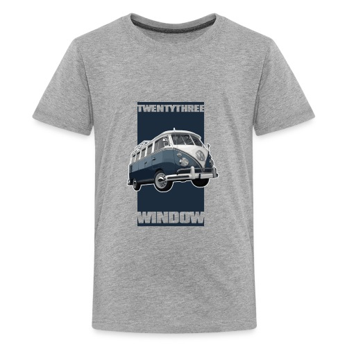TWENTYTHREE WINDOW - Kids' Premium T-Shirt