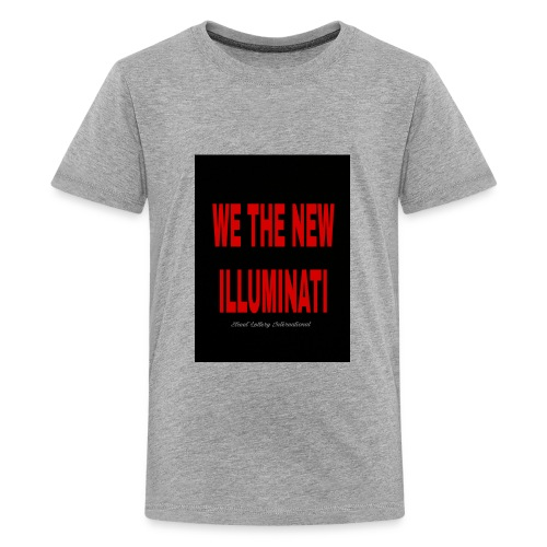 WE THE NEW ILLUMINATI - Kids' Premium T-Shirt