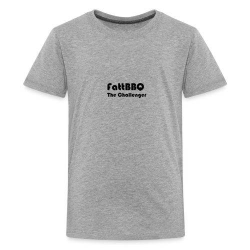 FattBBQ - Kids' Premium T-Shirt
