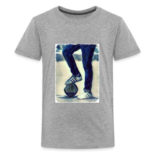 Football Freaks - Kids' Premium T-Shirt