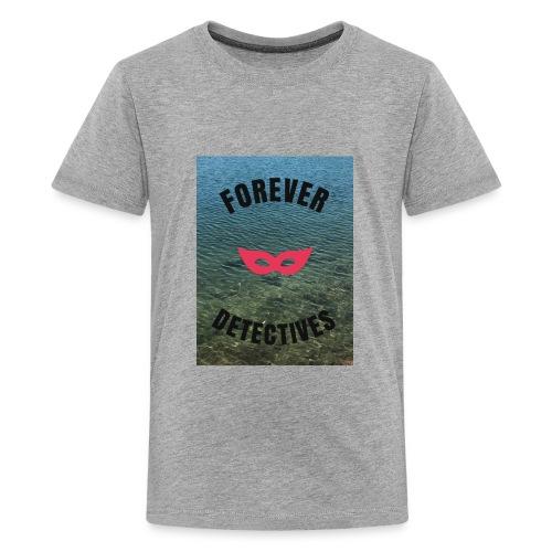 forever detectives - Kids' Premium T-Shirt