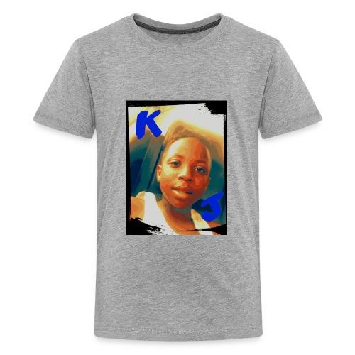 Kj So Cool - Kids' Premium T-Shirt