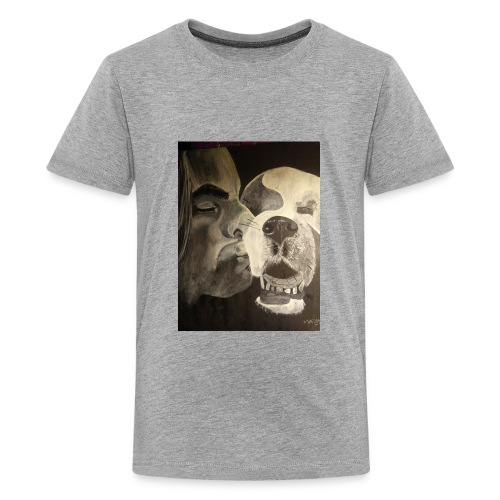 Mike Decker & Stoney Bear - Kids' Premium T-Shirt