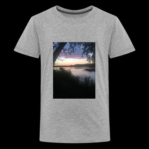 Lake - Kids' Premium T-Shirt
