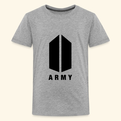 BTS ARMY MERCH - Kids' Premium T-Shirt