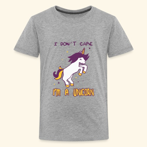 Limited Edition : T-Shirt I'M A UNICORN - Kids' Premium T-Shirt