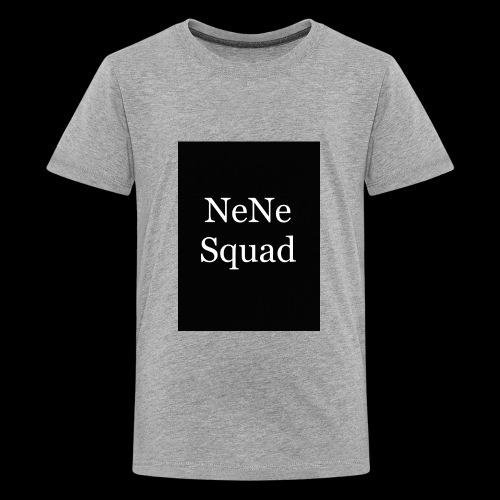 NENE SQUAD/TV - Kids' Premium T-Shirt