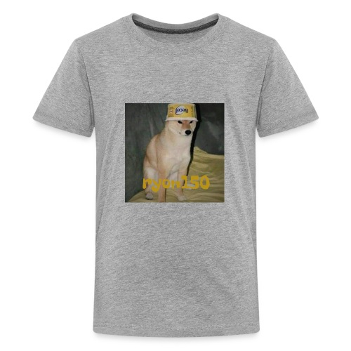 Butter Dog Logo - Kids' Premium T-Shirt