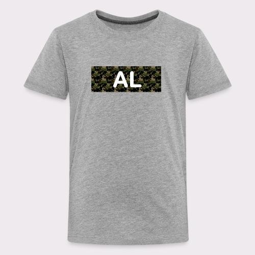 camo al - Kids' Premium T-Shirt