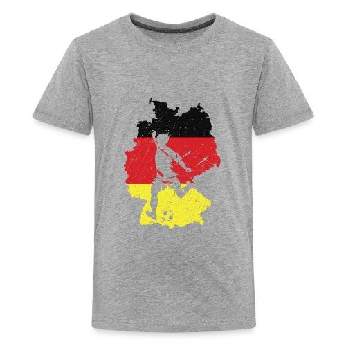 Germany football team shirt - Kids' Premium T-Shirt