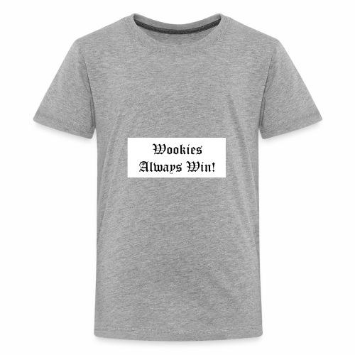 Wookie - Kids' Premium T-Shirt