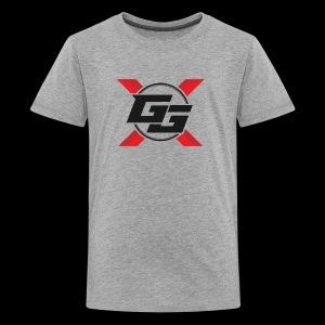 GG Logo - Kids' Premium T-Shirt