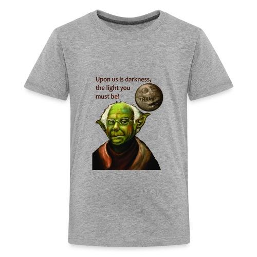 Yoda Bernie - Kids' Premium T-Shirt