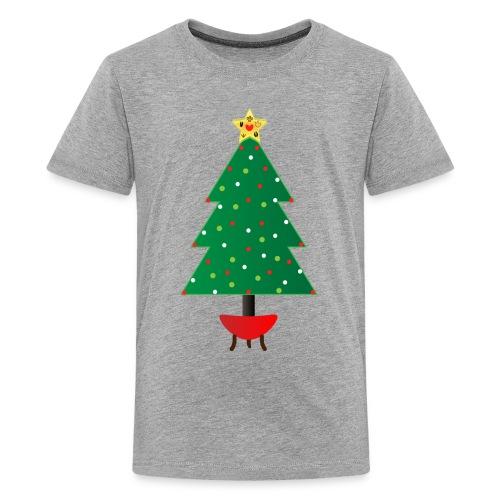 Compassion Christmas Tree - Kids' Premium T-Shirt