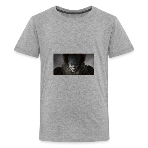 IT movie Pennywise tshirt - Kids' Premium T-Shirt