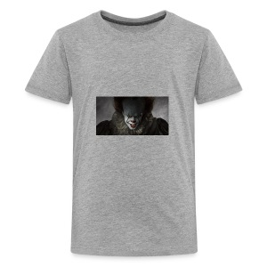 IT movie Pennywise tshirt - Kids' Premium T-Shirt