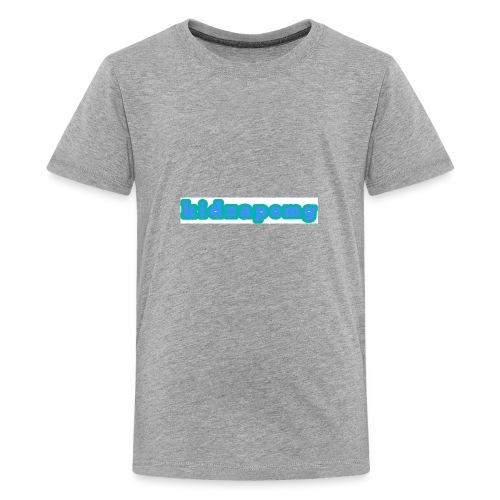 Kidzapomg nation - Kids' Premium T-Shirt