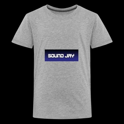 sound jay merch - Kids' Premium T-Shirt